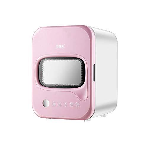 DENGS 18L 126W Hogar Generador de Ozono Ozonizador, para ropa interior, calcetines, suministros para madres y bebés, vajillas/rosado / 126W