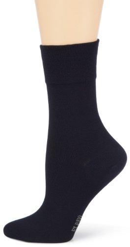ELBEO Damen Sensitive Bamboo W Socken, Blickdicht, Blau (9756 nachtblau), 39-42