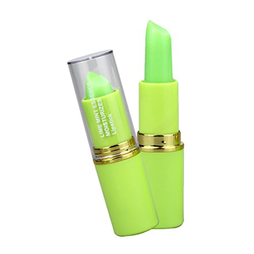 KAYI Color Changing Jelly Lipstick - Zitrone & Minze Cool Lip Balsam - Feucht, Pigment, Gentle