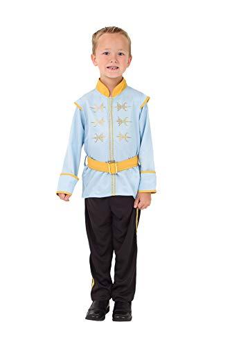 Little Adventures Prince Charming Costume (Medium Age 3-5)