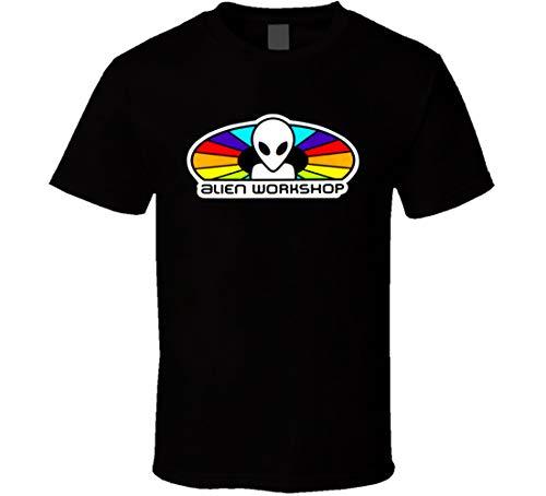 Alien Workshop Logo T Shirt Nero Nero M