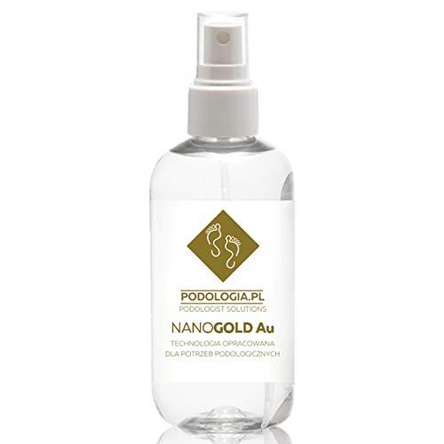 Nanolold Au kolloidales Gold starke entzündungshemmende & beruhigende Wirkung Anti-Age Anti-Falten Dermatologische Lösung