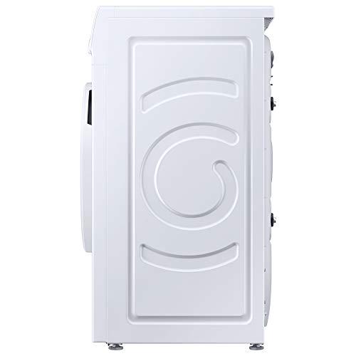 Samsung Lavatrici WW70T302MWW/ET con Lavaggio Rapido, Pulizia Cestello, Tecnologia Digital Inverter, Display LED, Fine Programmata, Slim, Profondità 44 cm, Colore Bianco