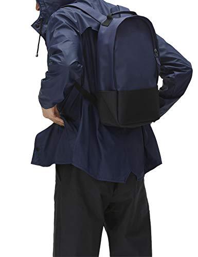 31PWLL0kMdL - Rains City Backpack, Mochila Unisex Adulto, 25.0x42.0x12.0 cm (W x H x L)