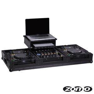 Zomo 0030102302 P-2000/12 Plus NSE Koffer für 2x CDJ-2000/900/1x DJM-800