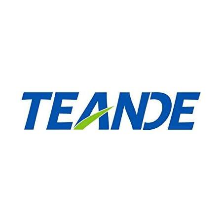 Orange TEANDE 3800PSI Electric Pressure Washer MAX 2.8GPM Electric Power Washer 1800W High Pressure Washer with Hose Reel MR3800