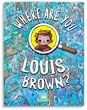 Personalized Search-and-Find Book - Where are You.? | Wonderbly (Jumbo)