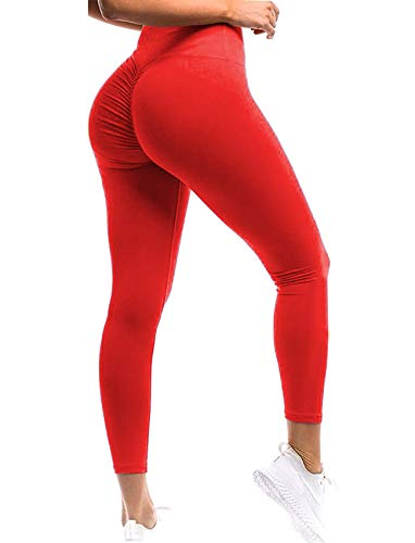 seasum scrunch high waist leggings