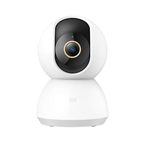 Xiaomi Mijia Smart IP Camera 2K 360 Angolo video CCTV WiFi visione notturna webcam wireless telecamera di sorveglianza Baby Monitor con 32 GB scheda TF