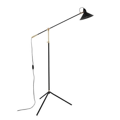 Dutch Bone leeslamp, verstelbaar