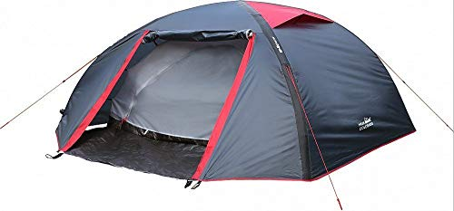 High Peak Boston 3 Tente gris pas cher Achat Vente