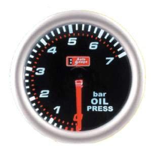PLASMA Öldruckanzeige AutoGauge