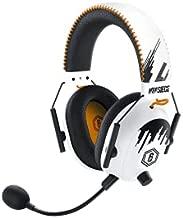 Razer BlackShark V2 Pro Wireless Gaming Headset: THX 7.1 Spatial Surround Sound - 50mm Drivers - Detachable Mic - for PC, PS4, PS5, Switch, Xbox One, Xbox Series X & S - Rainbow 6 Edition