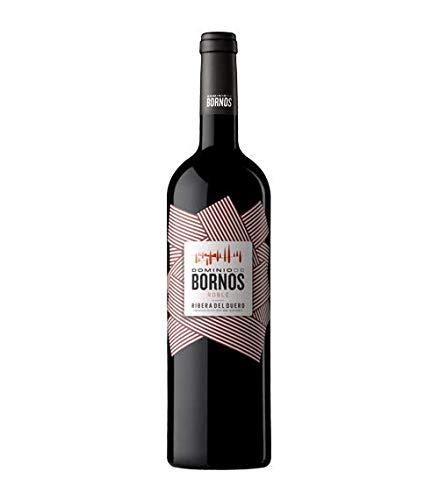 Botella de Vino Tinto Dominio de Bornos Roble Origen Ribera del Duero 2019