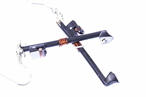Violín de proa pendientes Miniblings violín violín arcos de violín Músico