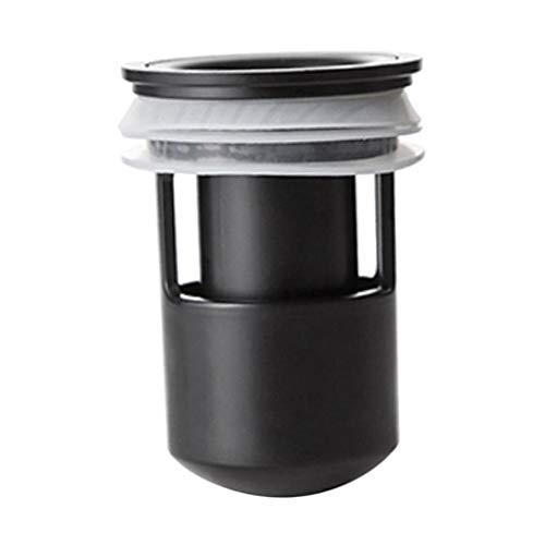 Fenteer Núcleo de Drenaje Anti-Olor de Alcantarilla de Desagüe de Cocina para Filtro/Sin Filtro - Sin Filtro