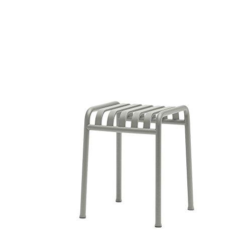HAY - Palissade Hocker - nebelgrau - Ronan & Erwan Bouroullec - Design - Hocker