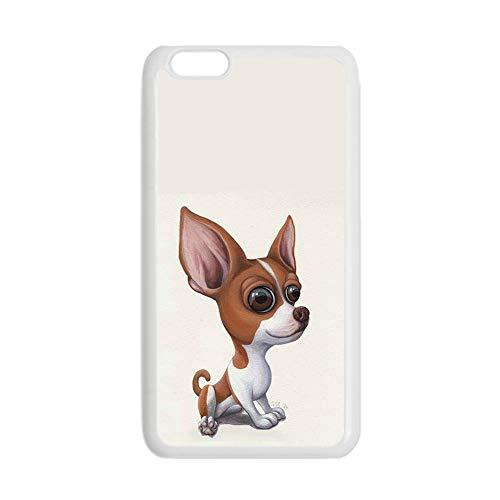 Niño Diseño Chihuahua 6 Compatible En Apple iPhone 6 6S 4.7Inch Caso De Plásticos Duros Raro Choose Design 123-1