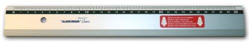Schneidlineal mit Stahlkante 30 cm