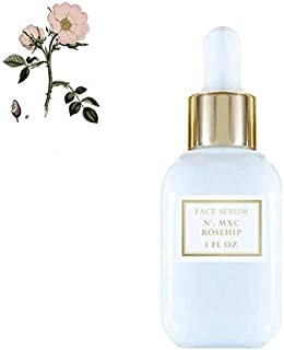 Bios Apothecary Rosehip Face Oil - Cold Pressed with Organic Ingredients - All Natural Non-Greasy Anti-Aging Moisturizing ...