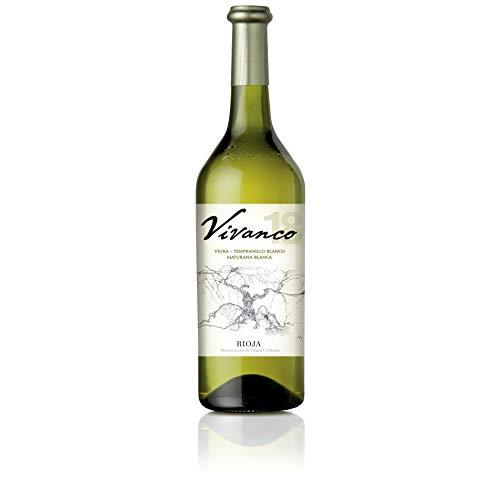 Vino VIVANCO BLANCO d.o Rioja 75cl. Envío GRATIS 24h. (Pack 6 botellas)
