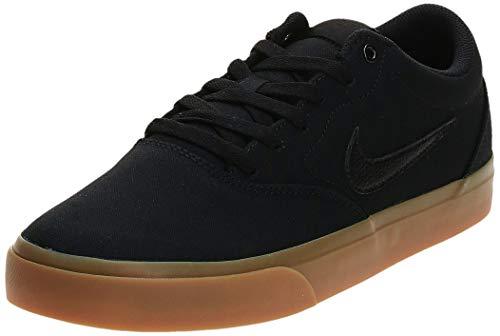 Nike SB Charge Cnvs, Trail Running Shoe Unisex Adulto, Negro, 44 EU