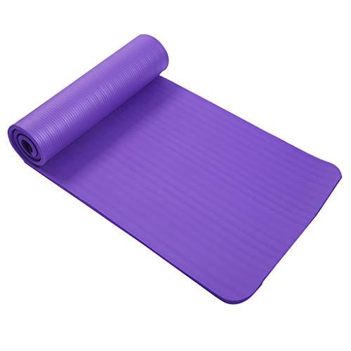 Floridivy 15mm Cubierta Plegable al Aire Libre Ejercicio Yoga Mat Antideslizante Gruesa...