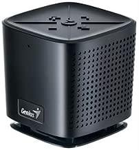 Genius Speaker 31731062100 SP-925BT Black Bluetooth 4.0 Portable Speaker Electronics