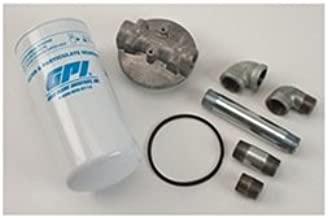 Fuel Filter Kit, 30 Microns, 40 GPM