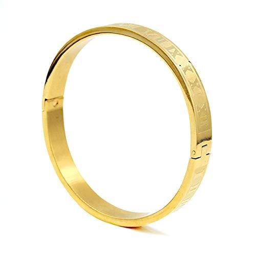 RJGOPL Heren Armband 4 stks / Set Kroon Sieraden Bedels Macrame Armbanden Heren Sieraden Armband voor Vrouwen Armband Giftwelry Gift Goud