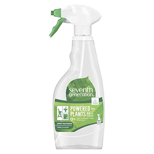 Seventh Generation - Free & Clear - Spray Multiusos, 0%
