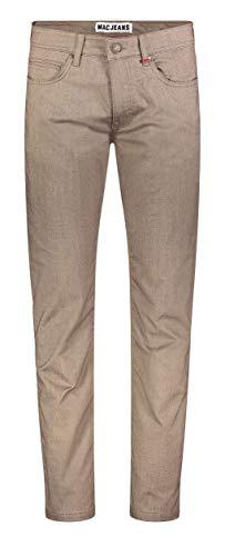 MAC Jeans Herren Arne Jeans, Braun (Terra 252), W33/L30(Herstellergröße: 33/30)