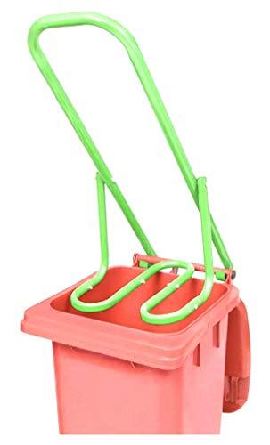 It's useful. Heavy Duty Manual Trash Compactor