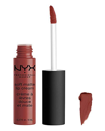 NYX PROFESSIONAL MAKEUP SOFT MATTE LIP CREAM (Rome)