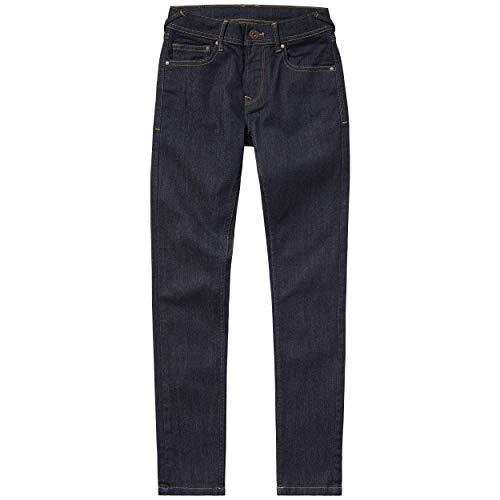 Pepe Jeans Jungen Finly Slim Jeans, Blau Denim Bj3, 13-14 Jahre