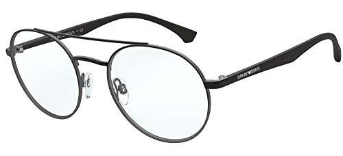 Emporio Armani Gafas de Vista EA 1107 Black Ruthenium 51/20/145 hombre