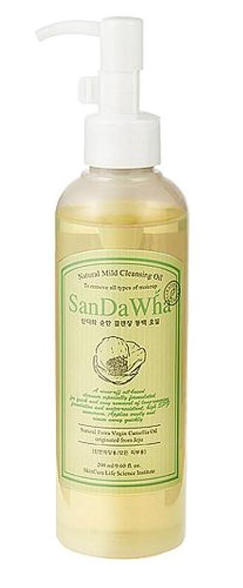 インドテレビホテルSanDaWha Natural Mild Cleansing Oil(200ml)