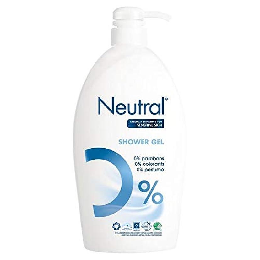 電極適合エンディング[Neutral ] ニュートラル0%シャワーゲル1リットル - Neutral 0% Shower Gel 1L [並行輸入品]