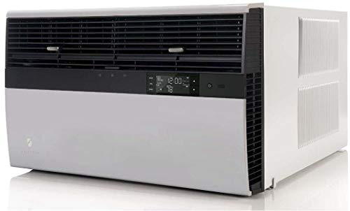 KEL24A35B Air Conditioner with 24000 Cooling BTU, 17300 Heating BTU, Built-In Timer, Slide Out Chassis, Wi-Fi, Auto Restart, Remote Controller, in White