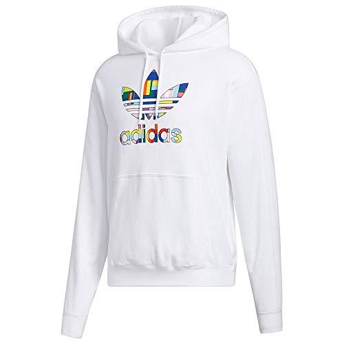 adidas Originals Pride Flag Fill Hoodie - L
