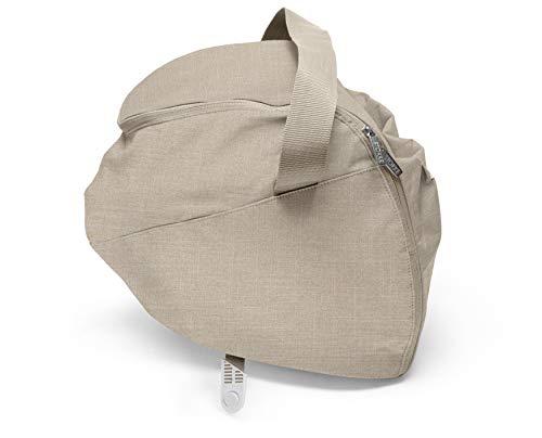 STOKKE® Xplory® Einkaufstasche - erweiterbare Tasche mit praktischen Tragegriffen - 30 Liter Fassungsvermögen - Farbe: Beige Melange