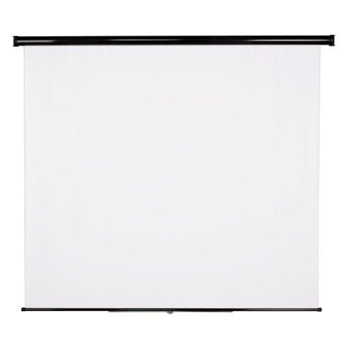 Hama Slim Rollo-Projektionsleinwand (175 x 175 cm, 1:1)