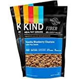 Kind Healthy Grains Clusters, Vanilla Blueberry with Flax Seeds, 11-ounce Bags (Pack of 2)