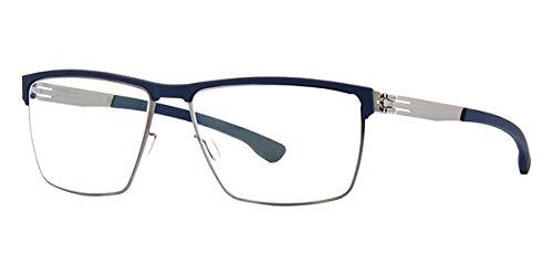 ic! berlin Herren Brillen Tommy G. RH0009, H02001R02007rb, 54