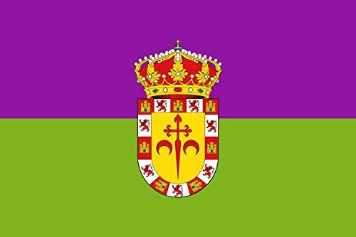 magFlags Bandera XL Valdepeñas de Jaén, Jaén, España | Bandera Paisaje | 2.16m² | 120x180cm