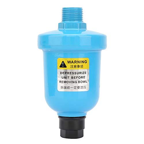 Auto Drain Valve-G1/2 1.0Mpa Válvula de drenaje automática Drenaje automático de aluminio para sistema de compresor de aire