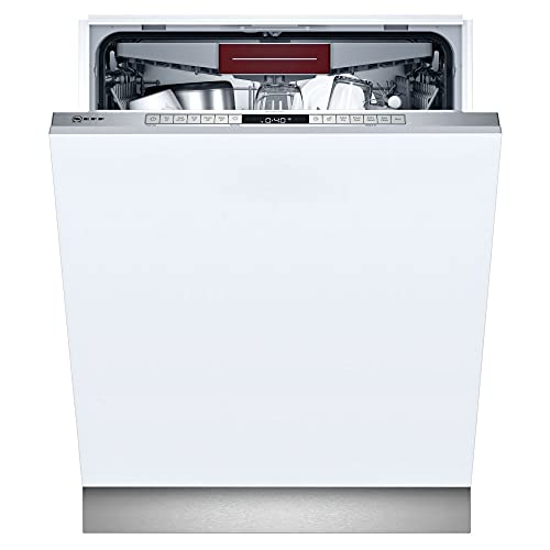NEFF S155HVX15G Built In 60cm Dishwasher - Fully Integrated