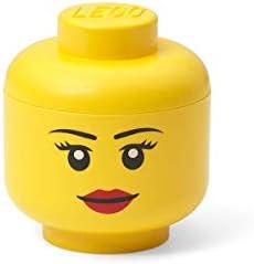 LEGO Girl Mini Storage Head