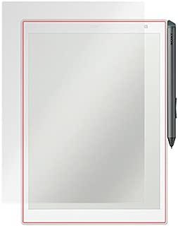 書き味向上ペーパーライク 保護フィルム ソニー デジタルペーパー DPT-CP1 OverLay Paper OKDPTCP1/2