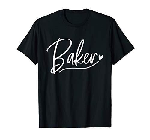 Baker Baking T-Shirt